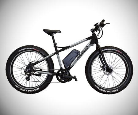 Rambo R1000XP Extreme Power Bike