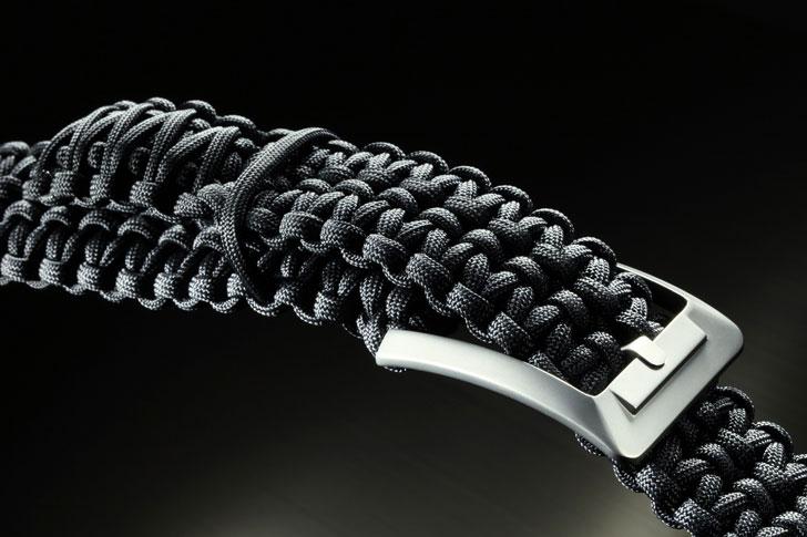 Rattler Strap Paracord Survival Belt