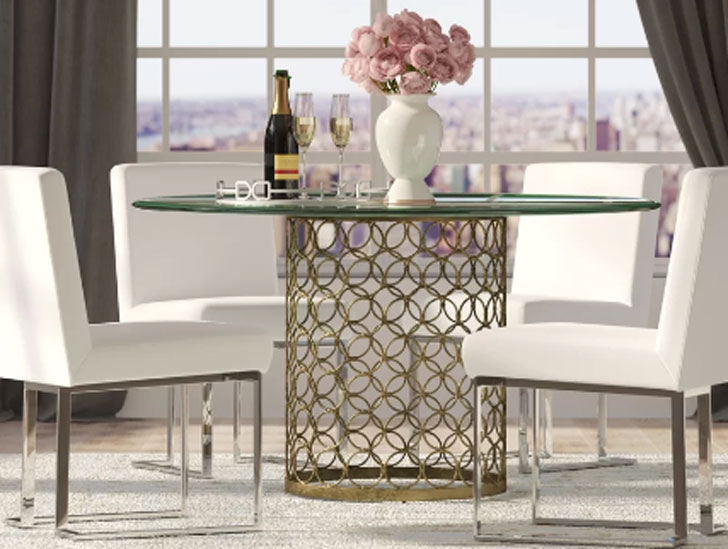 Rockhampton Round Dining Table