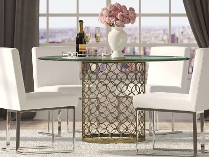 Rockhampton Round Dining Table