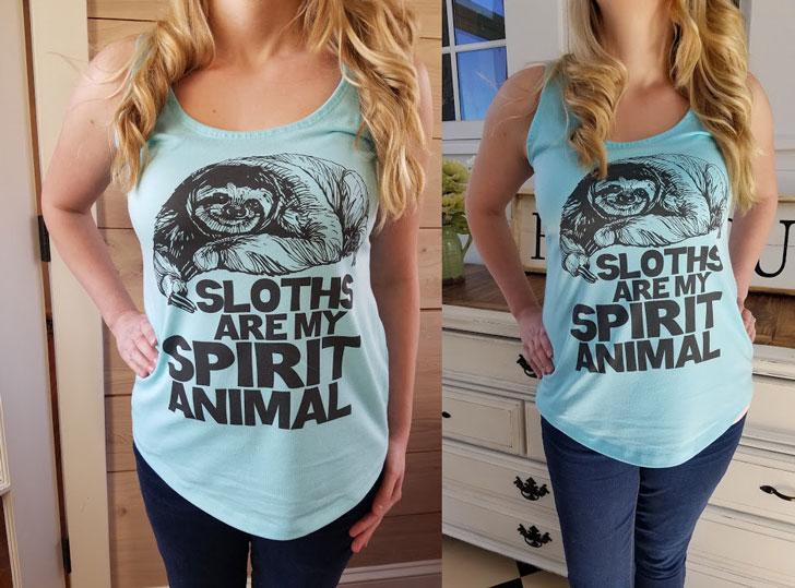 Sloths Are My Spirit Animal