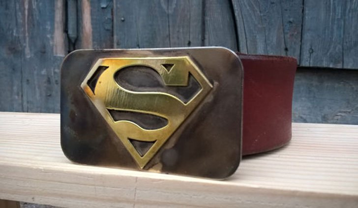 Superman Belt