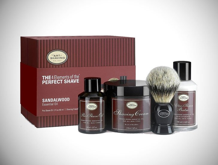 The Art of Shaving Sandalwood Shaving Kits