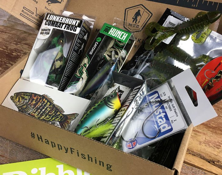 The Mystery Tackle Box