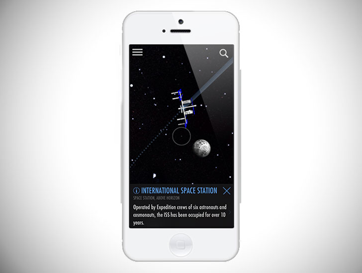 The SkyView App