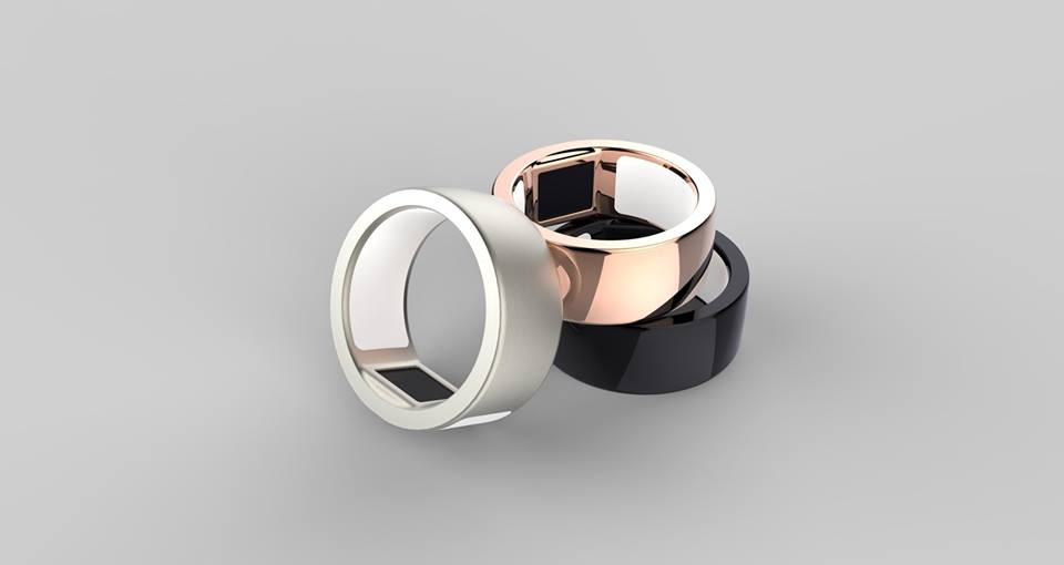 Token Ring Personalized Lifestyle Smart Gadget