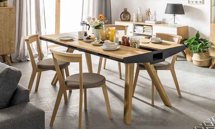 Unique dining tables