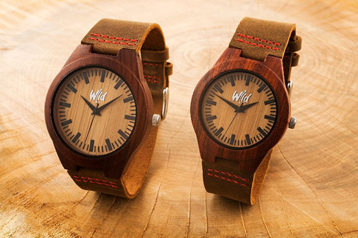 Wild Watches Husband and Wife Watch Set