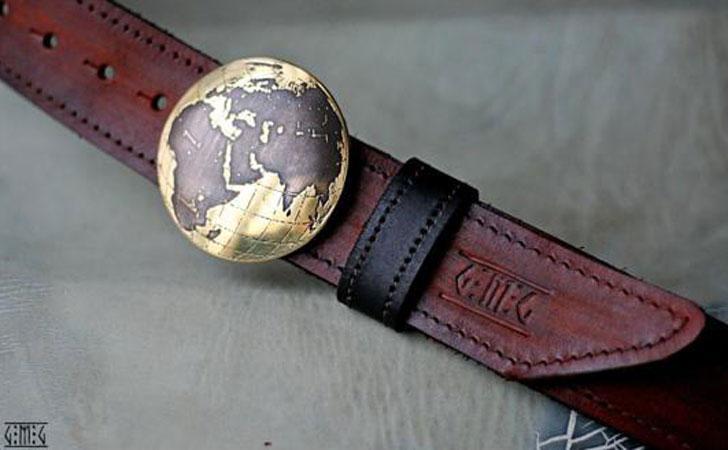 World Globe Belt