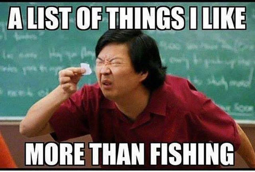 fishing meme
