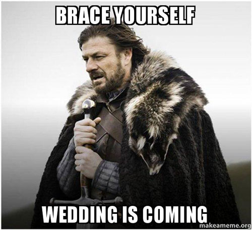 wedding meme