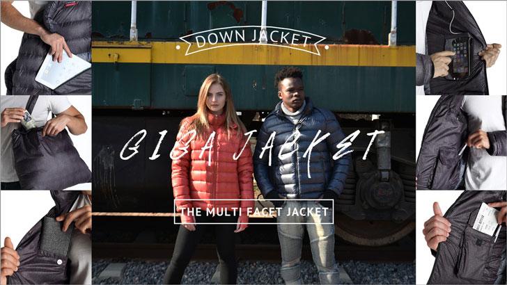 16-Feature Super Jacket