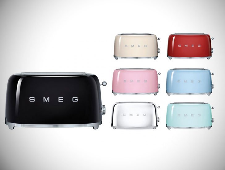 50's Style Smeg Toasters - Cool Toasters