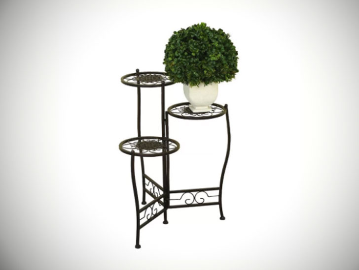 Abernathy Nesting Multi-Tiered Plant Stand