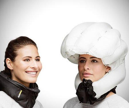 Airbag Bike Helmet
