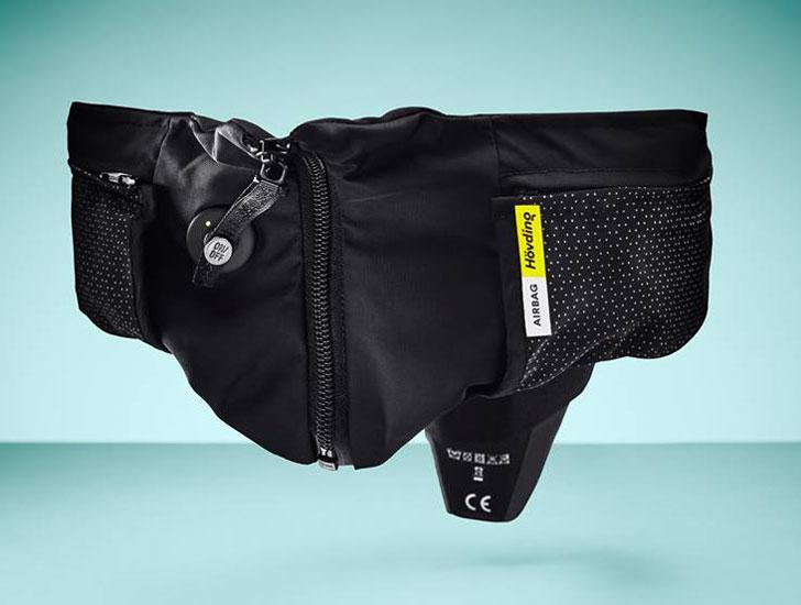Airbag Bike Helmet