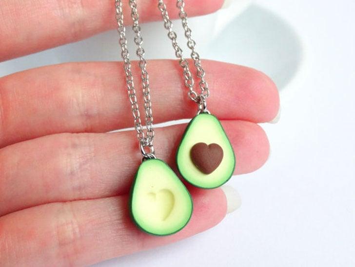 Avocado BFF Friendship Necklace Set - best friendship necklaces