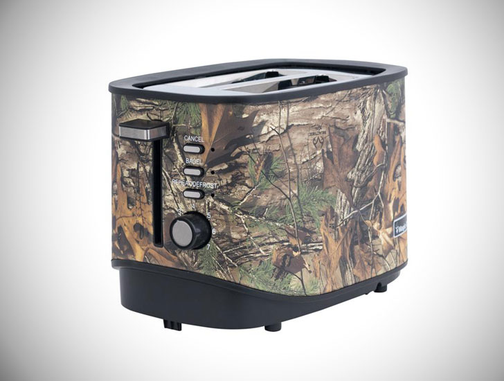 Camouflage Toasters