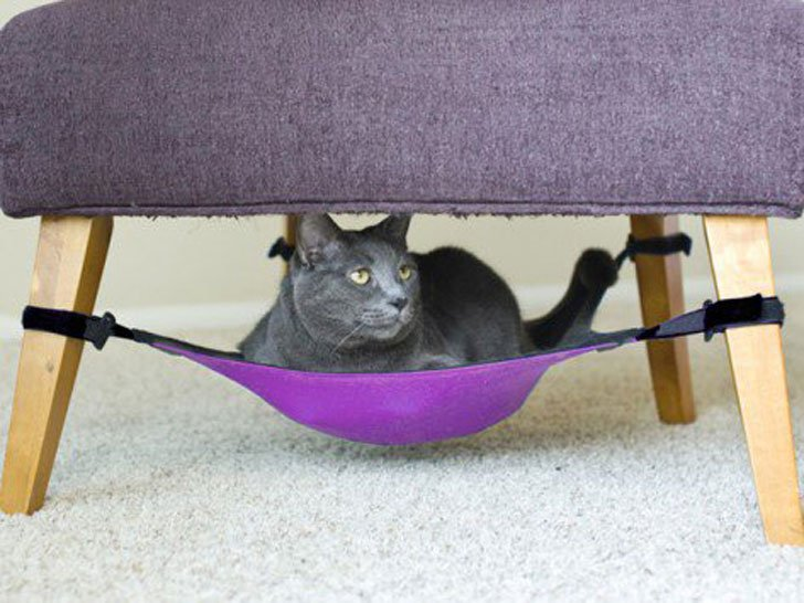 Cat Crib Hammock - Cat Gifts For Cat Lovers