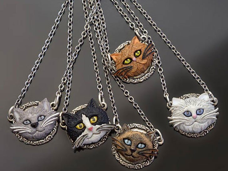 Cat Pendants