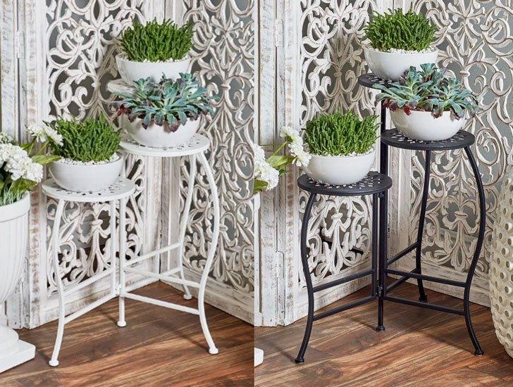 7b6b58617d1d 50 Best Indoor Plant Stands For All Plants - Awesome Stuff 365