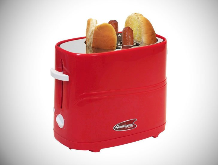 Cuisine Hot Dog Toaster