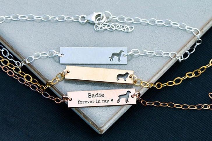Custom Pet Dog Bracelets