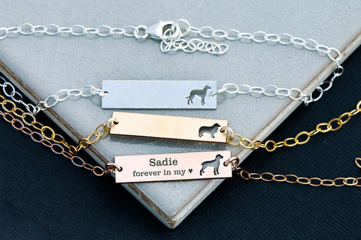 Custom Pet Dog Bracelets