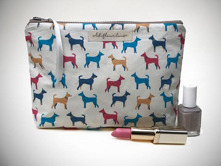 Dog Makeup Bag