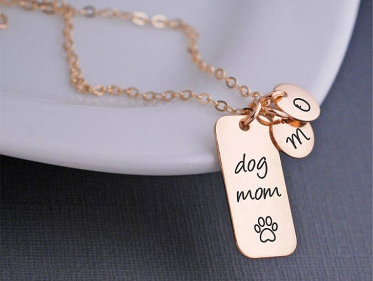 Dog Mom Necklace