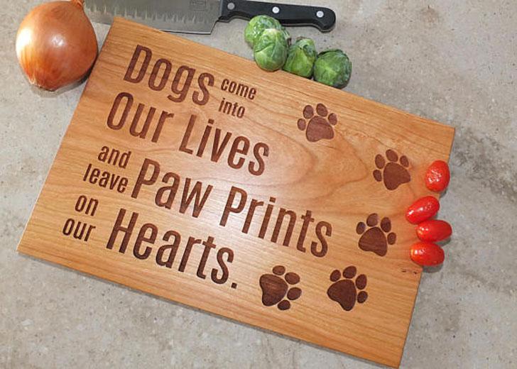 Doggy Cutting Boards