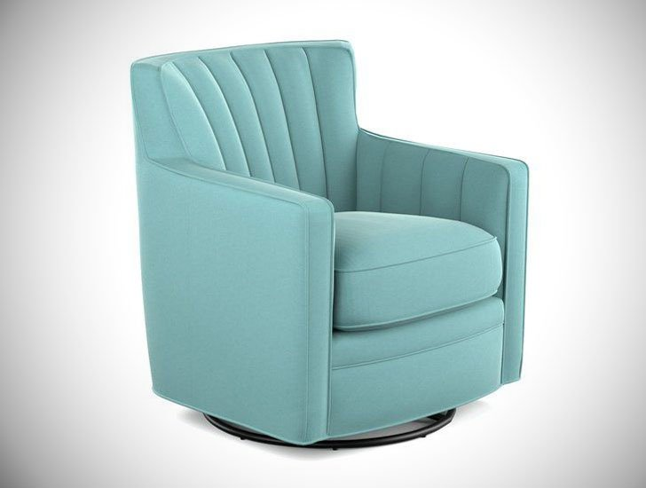 Doran Swivel Armchair