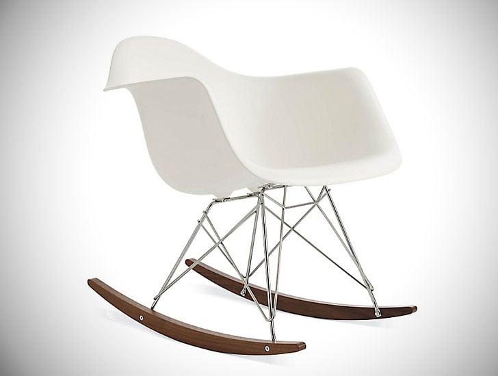 Eames: Molded Plastic Rocker