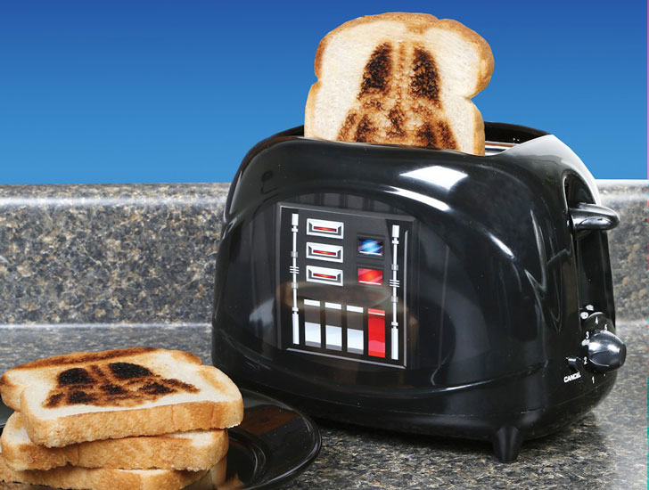 Empire Collection Toaster