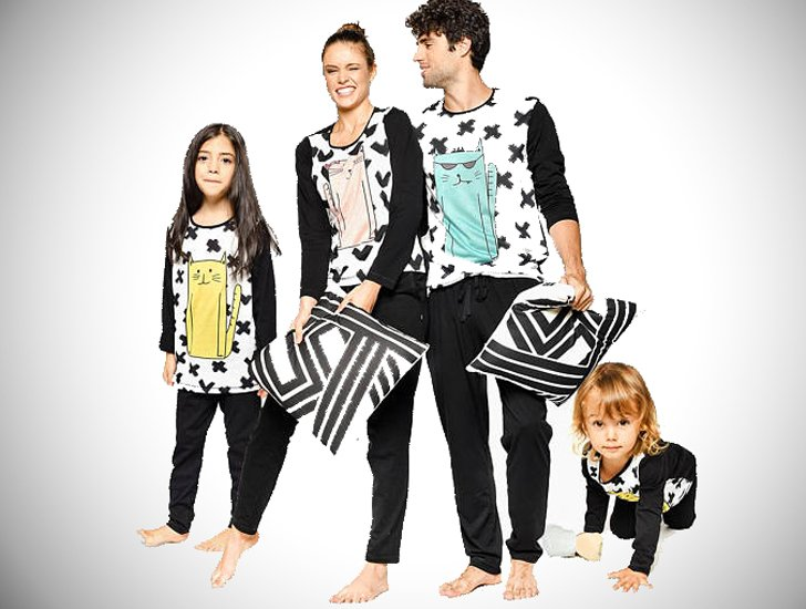 Family Cat Pyjamas