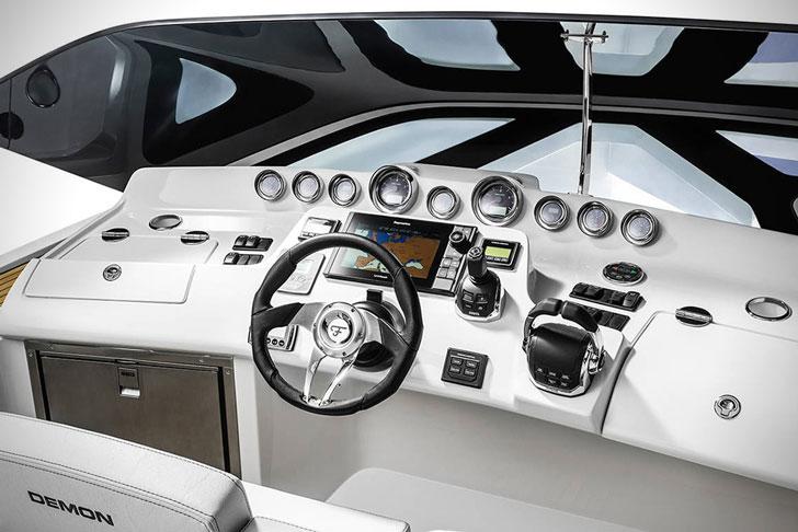 Frauscher Motor Yachts