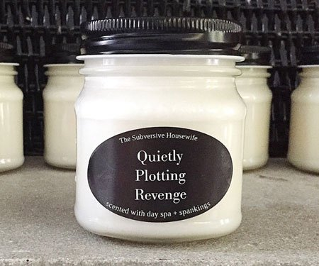 Funny Candle Scents