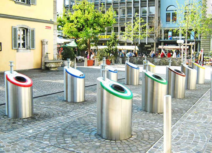 Futuristic Waste Disposal Systems