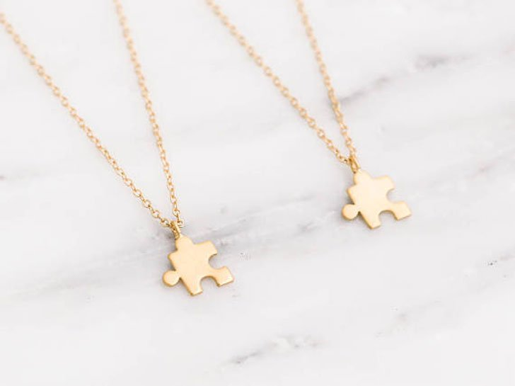 30 Unique Best Friendship Necklaces That Are The Best Ever