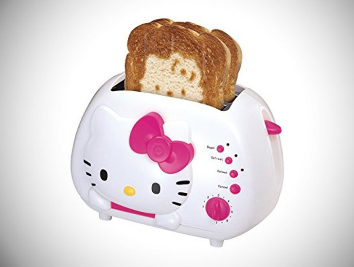 Hello Kitty Toasters