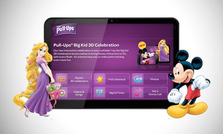 Huggies Pull-Ups Big Kid App