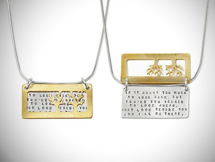 I'll Be There Friendship Necklaces