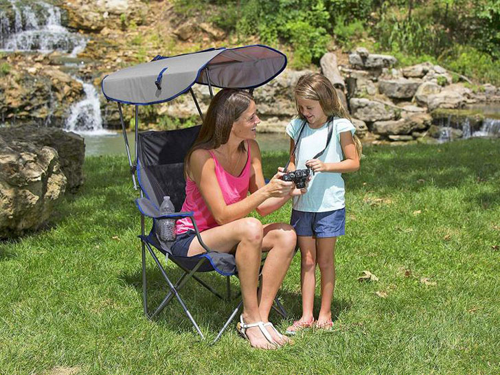 Kelsyus Original Portable Canopy Chairs