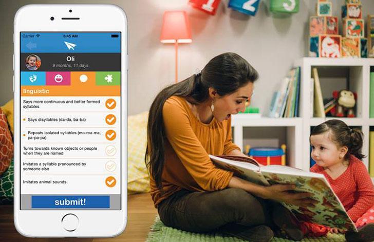 Kinedu App - baby apps