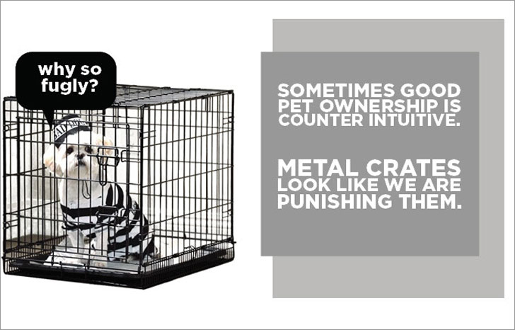 Lightweight Collapsible Pet Nesting Space
