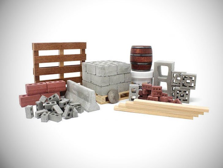 Miniatures Building Kit