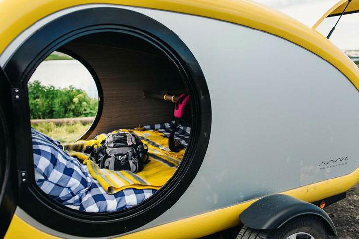 Truck Sound System >> Mink Camper - Awesome Stuff 365