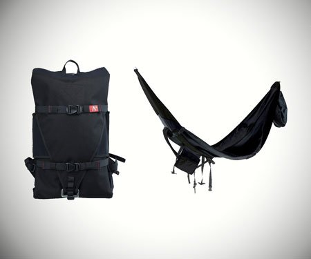 Nomad Backpack-Hammock