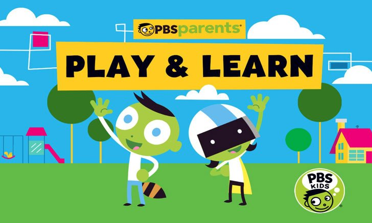 PBS Play & LearnApp - baby apps