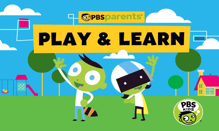 PBS Play & Learn App - baby apps